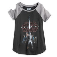 Star Wars: The Last Jedi Tour T-Shirt by Her Universe