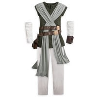 Rey Costume for Kids - Star Wars: The Last Jedi