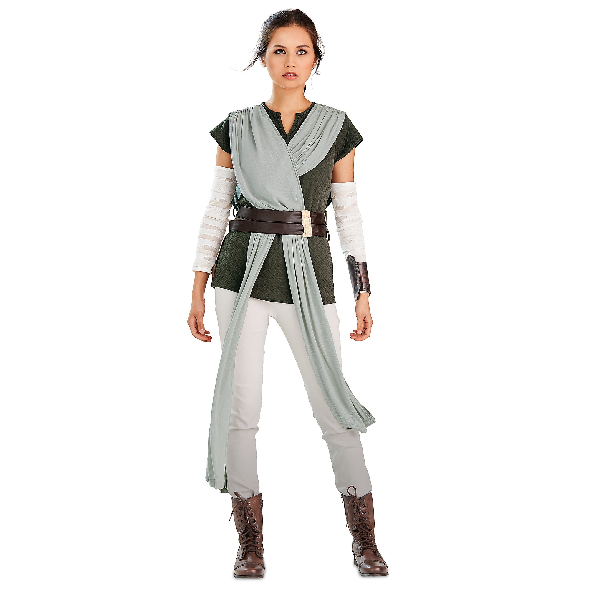 Rey Costume for Adults - Star Wars: The Last Jedi