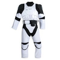 Image of The First Order Judicial Stormtrooper Costume for Kids - Star Wars: The Last Jedi # 3