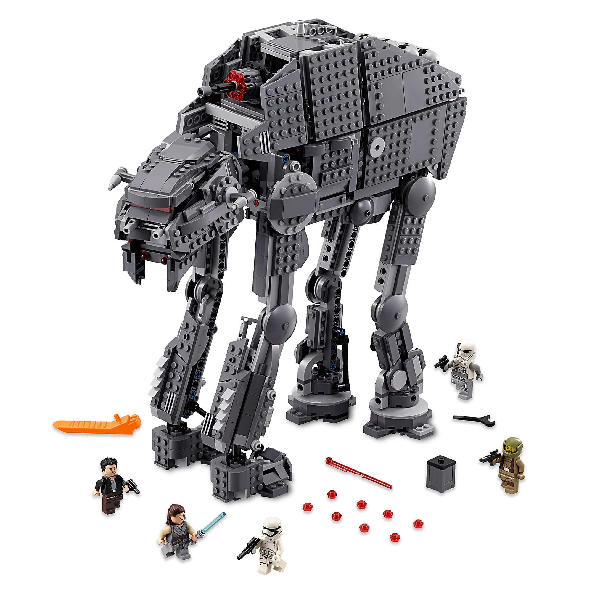 All lego star wars first order sets