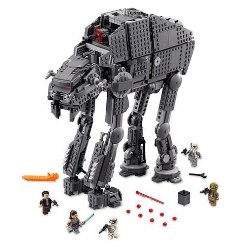 First Order Heavy Assault Walker by LEGO - Star Wars: The Last Jedi