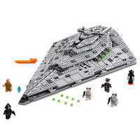 Image of First Order Star Destroyer by LEGO - Star Wars: The Last Jedi # 1