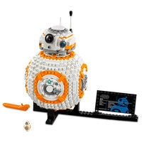 Image of BB-8 Figure by LEGO - Star Wars: The Last Jedi # 1