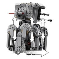 Image of First Order Heavy Scout Walker by LEGO - Star Wars: The Last Jedi # 3