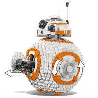Image of BB-8 Figure by LEGO - Star Wars: The Last Jedi # 2