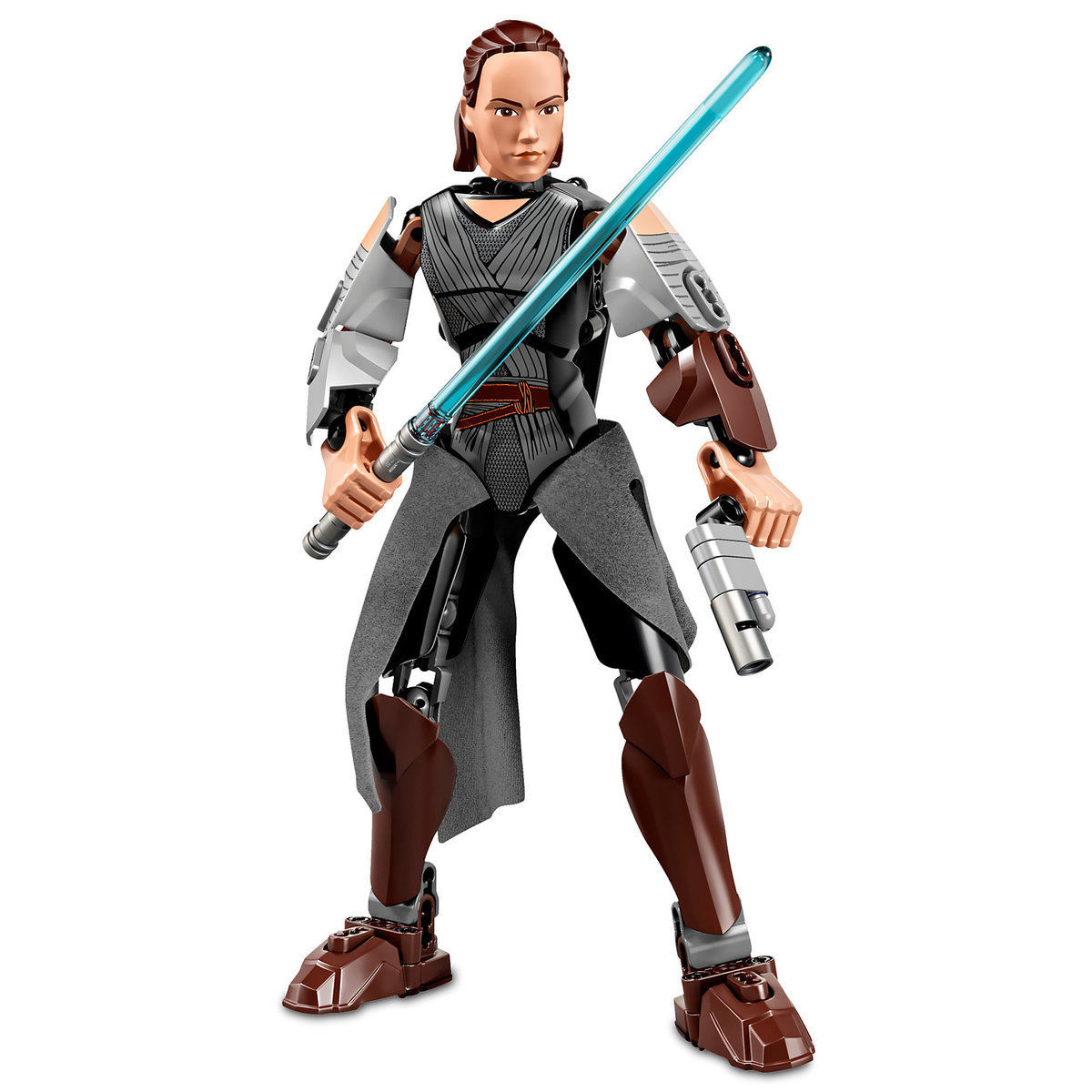 35e1c9a1f4d4 Product Image of Rey Figure by LEGO - Star Wars: The Last Jedi # 1