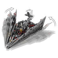 Image of First Order Star Destroyer by LEGO - Star Wars: The Last Jedi # 3