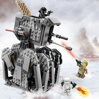 Image of First Order Heavy Scout Walker by LEGO - Star Wars: The Last Jedi # 4