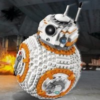 Image of BB-8 Figure by LEGO - Star Wars: The Last Jedi # 3