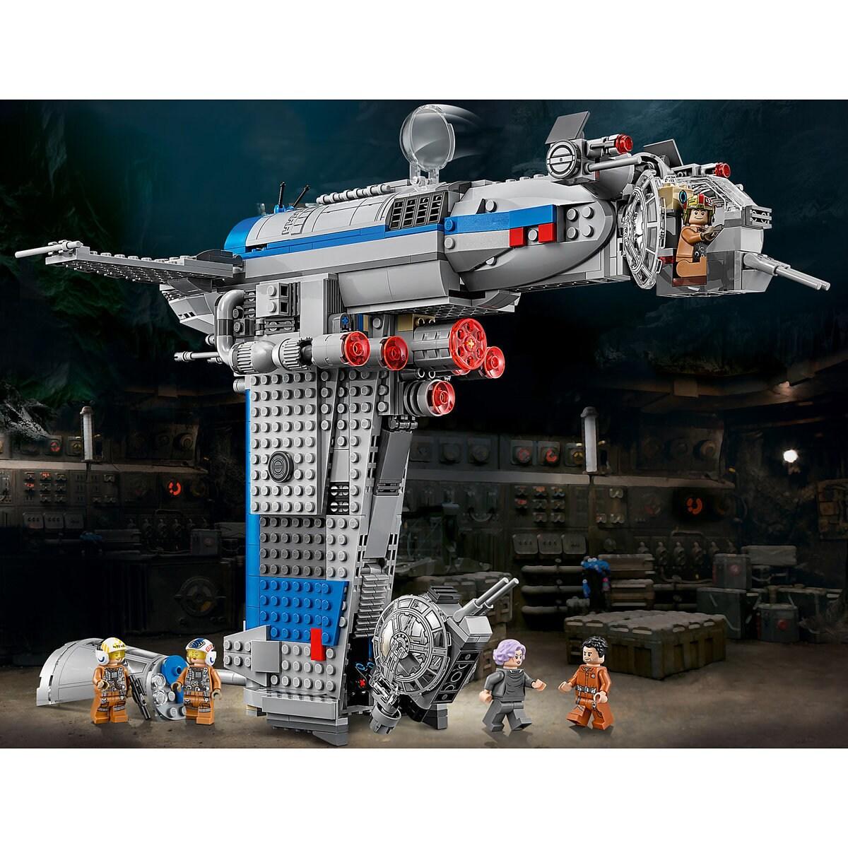 Last Bomber Jedi By Lego WarsThe Star Resistance y0nPvNOw8m