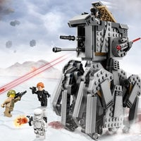 Image of First Order Heavy Scout Walker by LEGO - Star Wars: The Last Jedi # 5