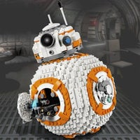 Image of BB-8 Figure by LEGO - Star Wars: The Last Jedi # 4