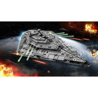 Image of First Order Star Destroyer by LEGO - Star Wars: The Last Jedi # 5