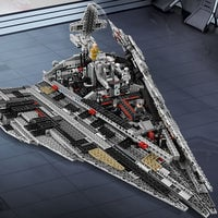 Image of First Order Star Destroyer by LEGO - Star Wars: The Last Jedi # 6