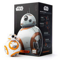 Image of BB-8 App-Enabled Droid with Trainer by Sphero - Star Wars: The Last Jedi # 1