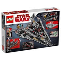 Image of First Order Star Destroyer by LEGO - Star Wars: The Last Jedi # 8
