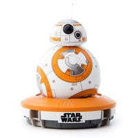 Image of BB-8 App-Enabled Droid with Trainer by Sphero - Star Wars: The Last Jedi # 3