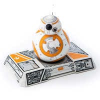 Image of BB-8 App-Enabled Droid with Trainer by Sphero - Star Wars: The Last Jedi # 4