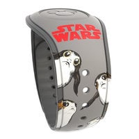 Chewbacca & Porgs MagicBand 2 - Star Wars: The Last Jedi