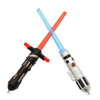 Lightsaber Light-Up Pen Set - Star Wars: The Last Jedi