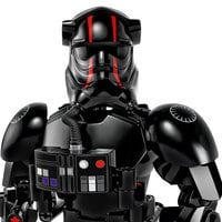 Elite TIE Fighter Pilot Figure by LEGO - Star Wars: The Last Jedi
