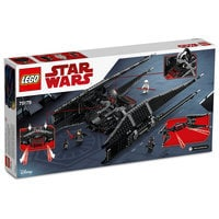 Image of Kylo Ren TIE Fighter by LEGO - Star Wars: The Last Jedi # 4