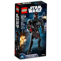Image of Elite TIE Fighter Pilot Figure by LEGO - Star Wars: The Last Jedi # 5