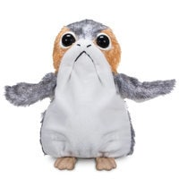 Image of Porg Talking Plush Figure by Hasbro - Star Wars: The Last Jedi # 1