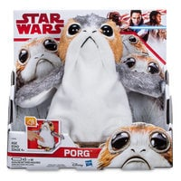 Image of Porg Talking Plush Figure by Hasbro - Star Wars: The Last Jedi # 2