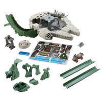 Image of Millennium Falcon Track Set - Star Wars: The Last Jedi - Hot Wheels # 2