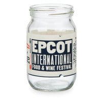 Epcot International Food and Wine Festival Mini Jar