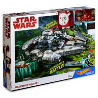 Image of Millennium Falcon Track Set - Star Wars: The Last Jedi - Hot Wheels # 6