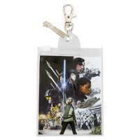 Star Wars: The Last Jedi Pin Lanyard Pouch with Charm