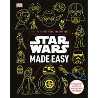 Star Wars Made Easy: A Beginner's Guide to a Galaxy Far, Far Away Book