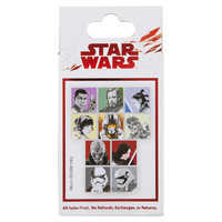 Image of Star Wars: The Last Jedi Mystery Pin Set # 2