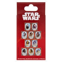 The Resistance Mystery Pin Set - Star Wars: The Last Jedi