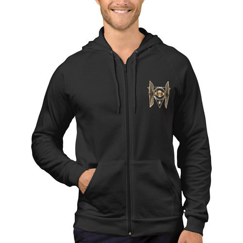 Star Wars: The Last Jedi TIE Fighter Hoodie for Adults - Customizable