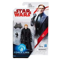 General Hux Force Link Action Figure by Hasbro - Star Wars: The Last Jedi - 3 3/4''