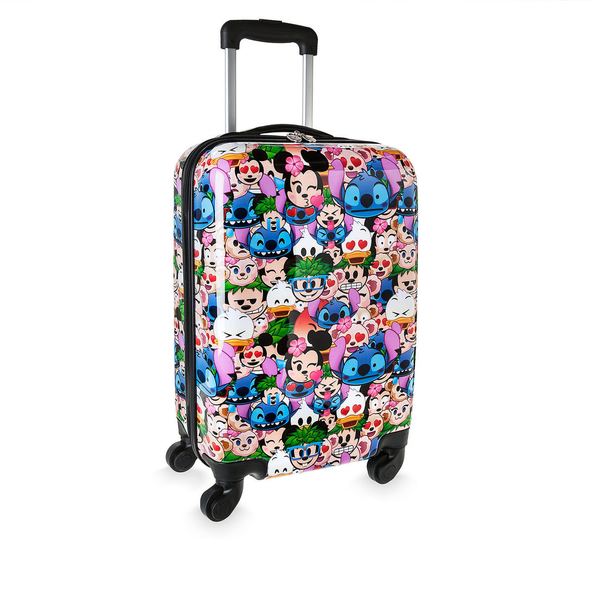 Product Image Of Emoji Faces Rolling Luggage