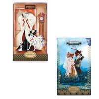 Image of Disney Designer Collection Doll Set # 9