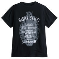 Master Gracey Sleep T-Shirt for Men - Haunted Mansion