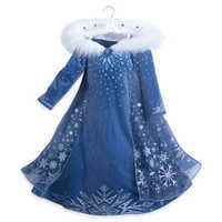 Image of Elsa Deluxe Costume for Kids - Olaf's Frozen Adventure # 2