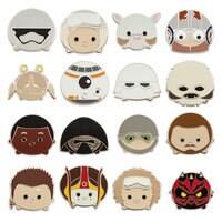 Star Wars ''Tsum Tsum'' Series 2 Mystery Pin Pack