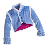 Image of Anna Deluxe Costume for Kids - Olaf's Frozen Adventure # 4