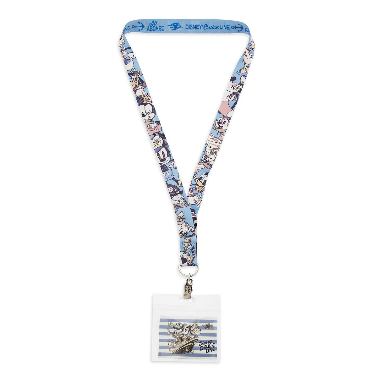Thumbnail Image Of Mickey Mouse And Friends Lanyard