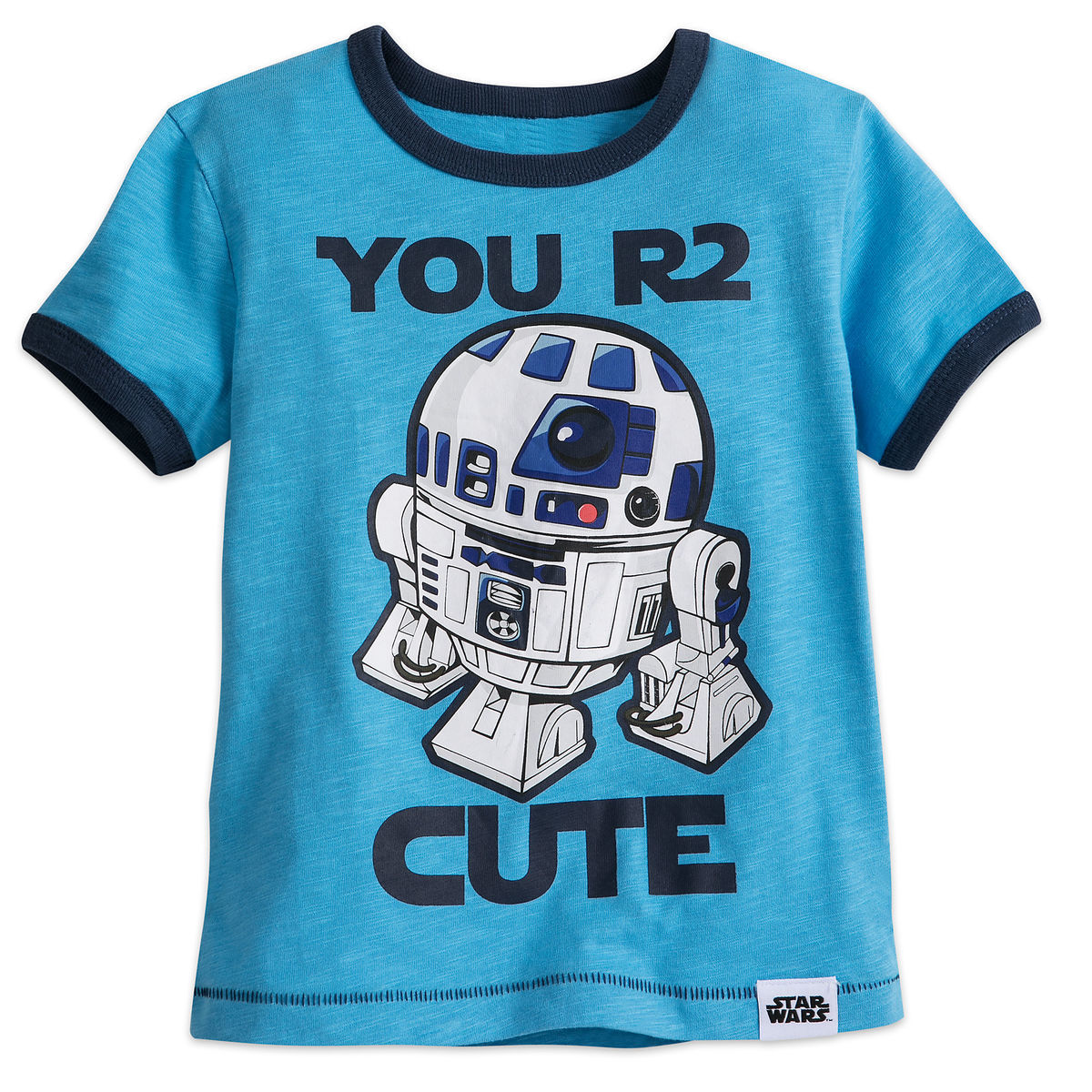 R2-D2 T-Shirt for Toddlers   shopDisney