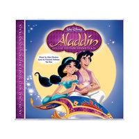 Aladdin Special Edition Soundtrack CD