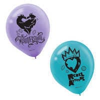Image of Decendants 2 Balloons - 12'' - 2-Pack # 1
