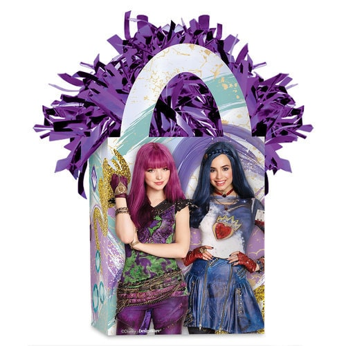 Descendants 2 Balloon Weights - 2-Pack